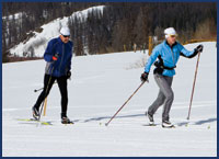 All About Cross Country Skiing