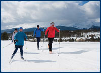 Summit County Nordic Centers