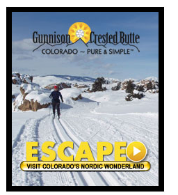 Gunnison Crested Butte - Nordic Friendly