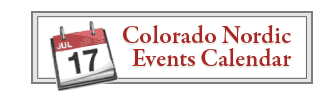 Colorado Nordic Events Calendar