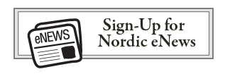 Sign-Up for Nordic eNews